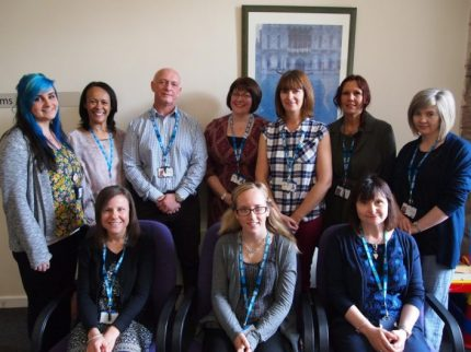 Admiral nurse team South West Yorkshire Partnership NHS Foundation Trust