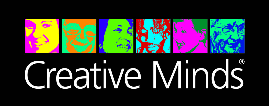 Creative Minds logo South West Yorkshire Partnership NHS Foundation Trust