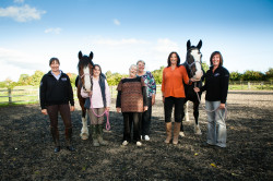 Equine therapy South West Yorkshire Partnership NHS Foundation Trust