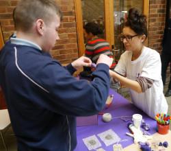 Purple patch living South West Yorkshire Partnership NHS Foundation Trust