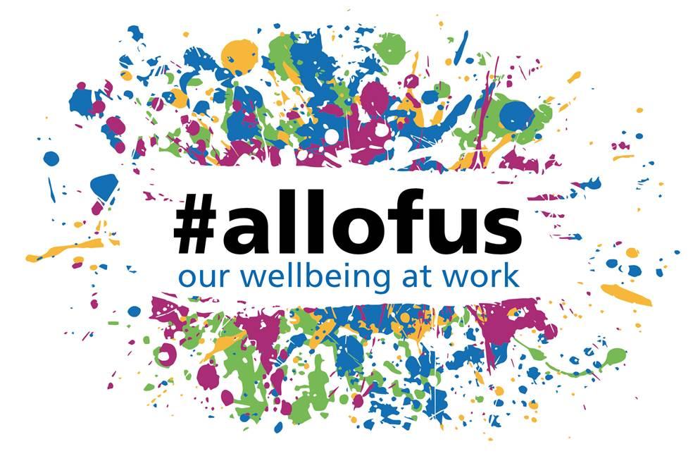 Allofus logo South West Yorkshire Partnership NHS Foundation Trust