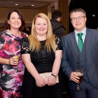 Excellence awards 2017 on the night South West Yorkshire Partnership NHS Foundation Trust
