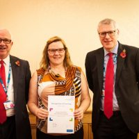 Learning recognition and long service awards 2017 winner South West Yorkshire Partnership NHS Foundation Trust