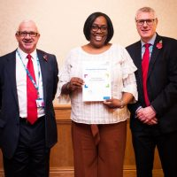 Learning recognition and long service awards 2017 winners South West Partnership NHS Foundation Trust