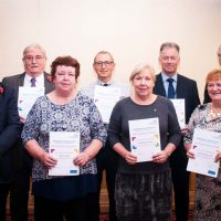 Learning recognition and long service awards 2017 winners South West Yorkshire Partnership NHS Foundation Trust