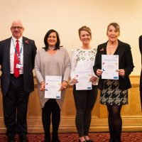 Learning recognition and long standing service awards 2017 winners South West Yorkshire Partnership NHS Foundation Trust