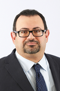 Marios Adamou | South West Yorkshire Partnership Foundation Trust Council Member