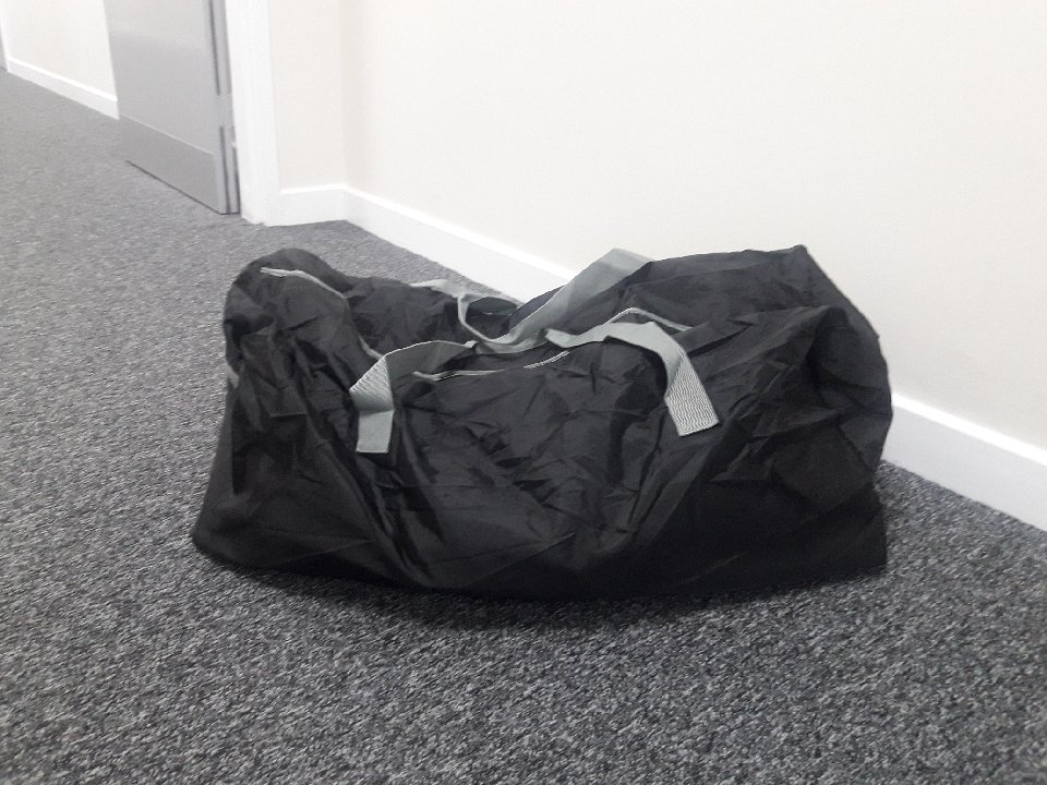 A photo of a bag.