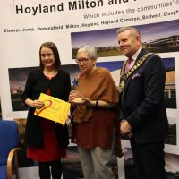 Read more: Volunteer Joan celebrated for community contribution