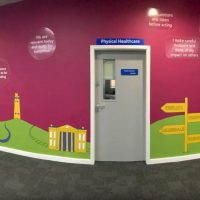 Read more: Our wellbeing and learning centre wall mural