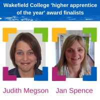 Judith Megson & Jan Spence | South West Yorkshire Partnership NHS Foundation Trust