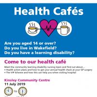 Read more: Health Café – Kinsley Community Centre