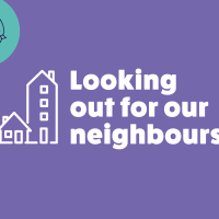 Read more: 'Looking out for our neighbours' campaign shortlisted for prestigious award
