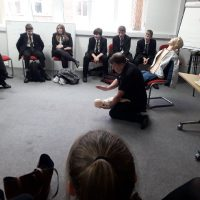 Read more: Made in Barnsley ambassadors visit Trust HQ