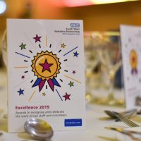 Picture of a booklet | Excellence 2019 | Southwest Yorkshire Partnership NHS Foundation Trust