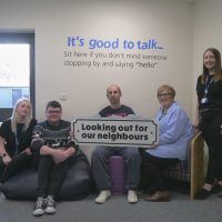 Read more: 'It's good to talk' – creating conversation and neighbourly spirit on our wards