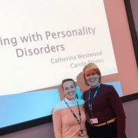 Read more: Successful session sees staff learn more about personality disorder