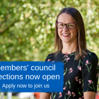 Read more: Apply now to join our members' council