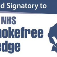 Read more: We sign up to go smokefree with NHS pledge