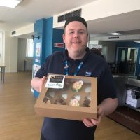 Read more: Cakes to thank support staff