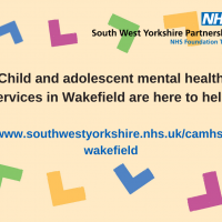 Read more: Changes to referring into child and adolescent mental health services in Wakefield