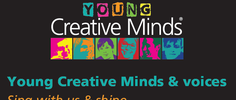 Young creative minds logo