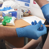 Read more: Over 80 inpatients receive the life-saving coronavirus vaccine on our wards