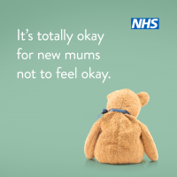 Read more: New campaign guides mums towards help for perinatal mental health difficulties