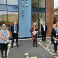 Read more: Mayor of Wakefield celebrates staff with certificates